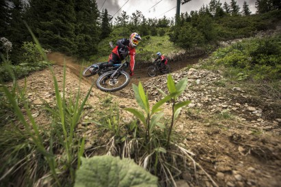 Start in die Downhill Saison - 19.-20. Juni Schladming